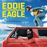 Matthew Margeson: Eddie the Eagle - film score album cover