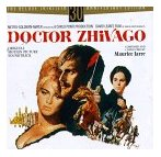 Maurice Jarre - Doctor Zhivago soundtrack CD cover