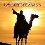 Maurice Jarre - Lawrence of Arabia 2CD collector's Edition cover