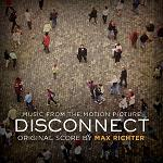 Max Richter: Disconnect - soundtrack CD cover