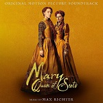 Max Richter: Mary Queen of Scots - film score album cover