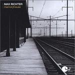 Max Richter: Memoryhouse album CD cover