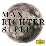 Max Richter: Sleep - album cover