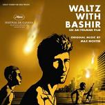 Max Richter: Waltz with Bashir - soundtrack CD cover