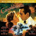 Max Steiner - Casablanca soundtrack CD cover