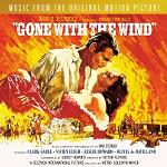 Max Steiner - Gone with the Wind soundtrack CD cover