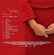 Mica Levi: Jackie - original soundtrack CD back cover