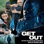 Michael Abels: Get Out - film score album cover