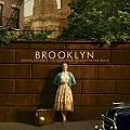 Michael Brook: Brooklyn - film score soundtrack album cover