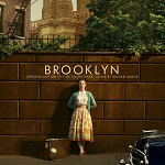Michael Brook: Brooklyn - film score album cover