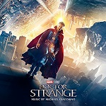 Michael Giacchino: Doctor Strange - film score album cover