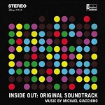 Michael Giacchino: Inside Out - film score soundtrack album cover