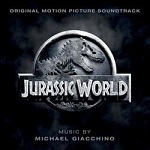 Michael Giacchino: Jurassic World - film score soundtrack album cover