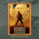 Michael Giacchino - Medal of Honor soundtrack CD cover