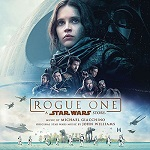 Michael Giacchino - Rogue One: A Star Wars Story - film score album cover