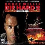 Michael Kamen - Die Hard 2: Die Harder - soundtrack CD cover