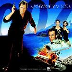 Michael Kamen: Licence to Kill soundtrack CD cover