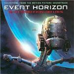 Michael Kamen and Orbital : Event Horizon - soundtrack CD cover