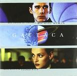 Michael Nyman: Gattaca - soundtrack CD cover