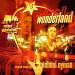 Michael Nyman - Wonderland soundtrack CD cover