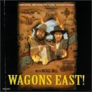 Michael Small - Wagons East soundtrack CD cover