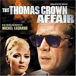 Michel Legrand - The Thomas Crown Affair soundtrack CD cover