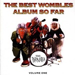Mike Batt: The Best Wombles Album So Far - CD cover