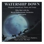Mike Batt - Watership Down soundtrack CD cover