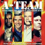 Mike Post and Pete Carpenter - The A-Team Music from the Original Television Series album CD cover