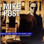Mike Post - Inventions from the Blue Line album CD cover