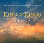 Miklos Rozsa: King of Kings - Tadlow album cover