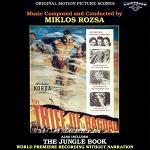 Miklos Rozsa: The Thief of Bagdad & The Jungle Book - sounctrack CD cover