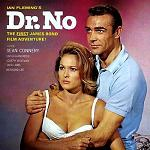 Monty Norman: Dr. No soundtrack CD cover