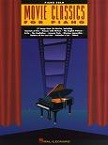 Movie Classics for Piano by Various Composers: Sheet Music book cover