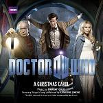 Murray Gold - Doctor Who: A Christmas Carol - soundtrack CD cover