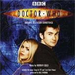 Murray Gold - Doctor Who Series 1 and 2 soundtrack CD cover