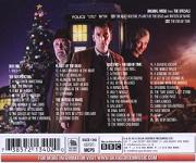 Murray Gold - Doctor Who Series 4 soundtrack double-CD reverse