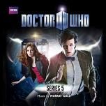 Murray Gold - Doctor Who Series 5 double-CD soundtrack cover