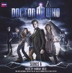 Murray Gold: Doctor Who Series 6 - soundtrack album cover