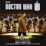 Murray Gold: Doctor Who Series 7 - soundtrack album cover