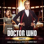 Murray Gold: Doctor Who Series 8 - soundtrack album cover