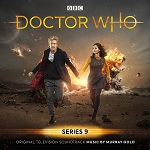 Murray Gold: Doctor Who Series 9 - boxset album cover