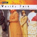 Murray Gold - Vanity Fair soundtrack CD cover