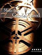 Music by film composer Gabriel Yared - DVD cover