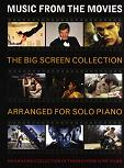 Music from the Movies: Big Screen Collection - sheet music book cover
