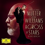 Mutter and Williams: Across the Stars - album cover