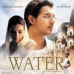 Mychael Danna and A. R. Rahman - Water soundtrack CD cover