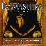 Mychael Danna - Kama Sutra, A Tale of Love soundtrack CD cover