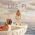 Mychael Danna: Life of Pi - soundtrack CD cover