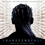 Mychael Danna: Transcendence - film score soundtrack album cover